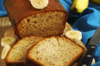 You can still enjoy the delicious taste of banana bread even if you're cutting on sugar. Check out this sugar free banana bread recipe