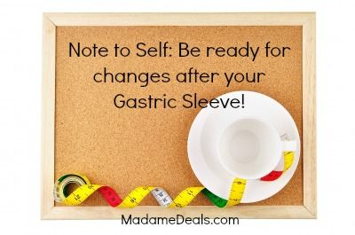 5 Things I Didn't Know Before My Gastric Sleeve