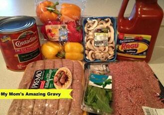 Try this amazingly good homemade spaghetti sauce recipe