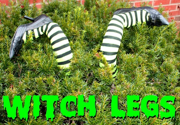 Witch Legs DIY