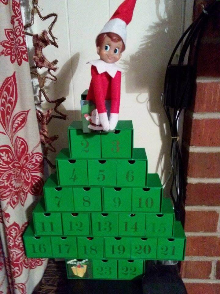 elf on shelf ideas