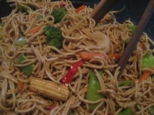 low mein