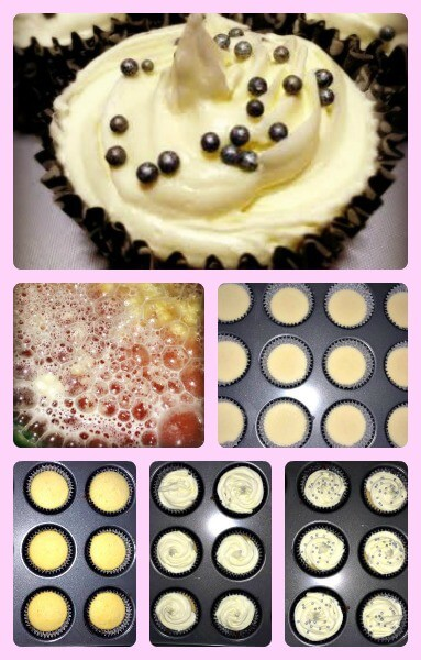 Champagne-Cupcake-Steps