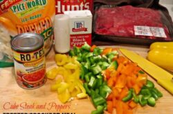 pepper cube steak