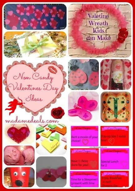 Non Candy Valentines Day Creative Ideas