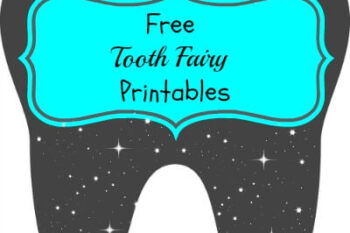 Tooth Fairy Printable main