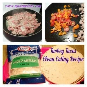 Turkey Taco Recipe