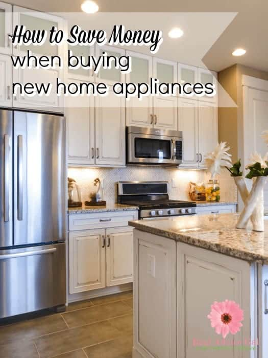 Frugal Ways to Save Money on Home Appliances