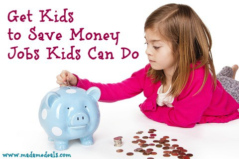 Get Kids to Save Money