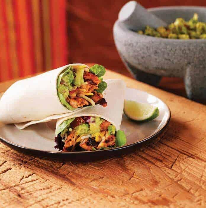Pollo Asada Summer Time Burritos Recipe
