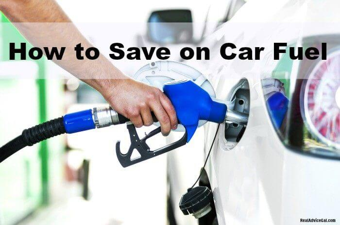 How to Save on Car Fuel