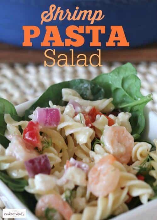 Shrimp Pasta Salad Recipe