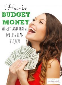 How to Budget Monthly