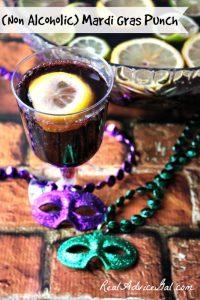 Mardi Gras Punch Recipe