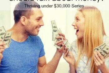 couple money talks