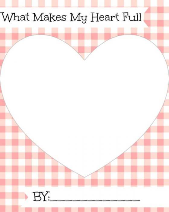 Valentine's Day Fill In