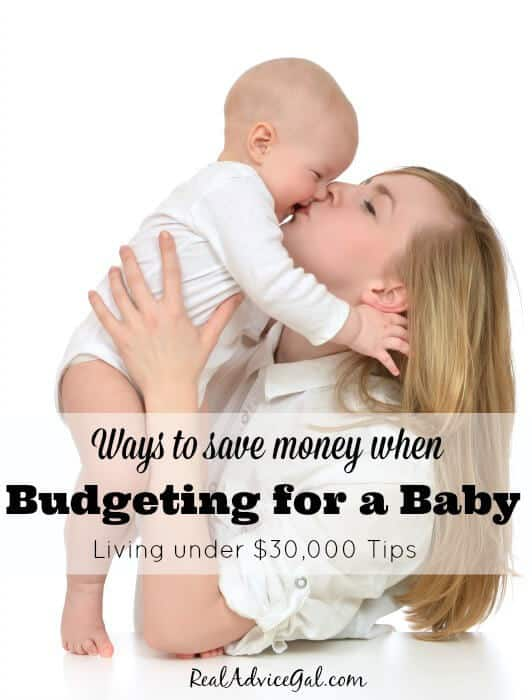 Budgeting for a New Baby