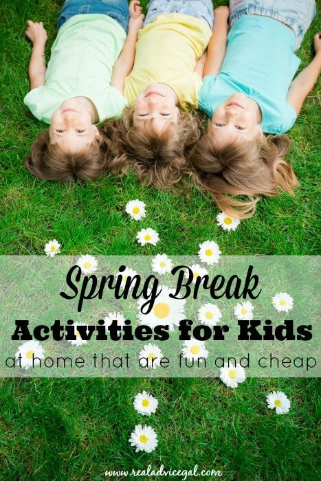 Spring Break Activities for Kids