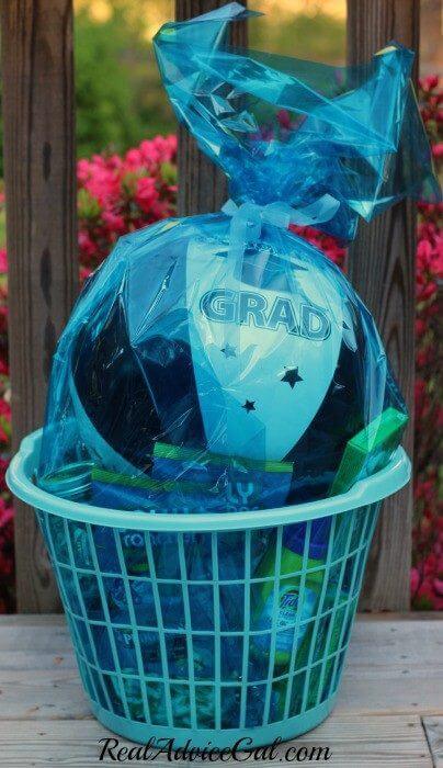 Freshman Survival Kit Graduation Gift