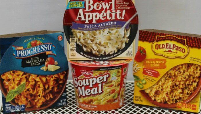 Freshman Year Survival Kit Dinner