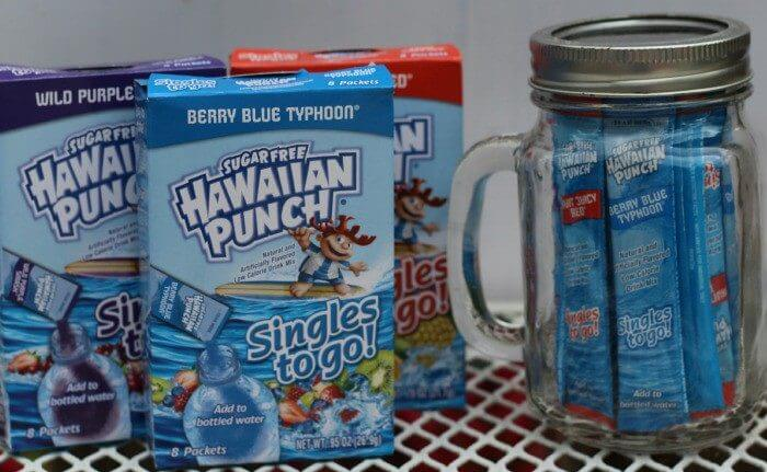 Freshman Year Survival Kit drinks
