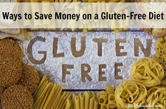 How to Save Money When Eating Gluten Free