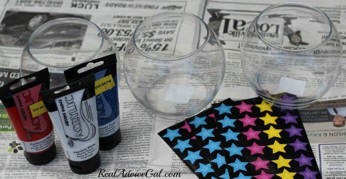 4th of July decorations supplies needed