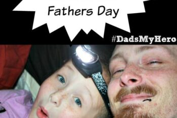 #DadsMyHero
