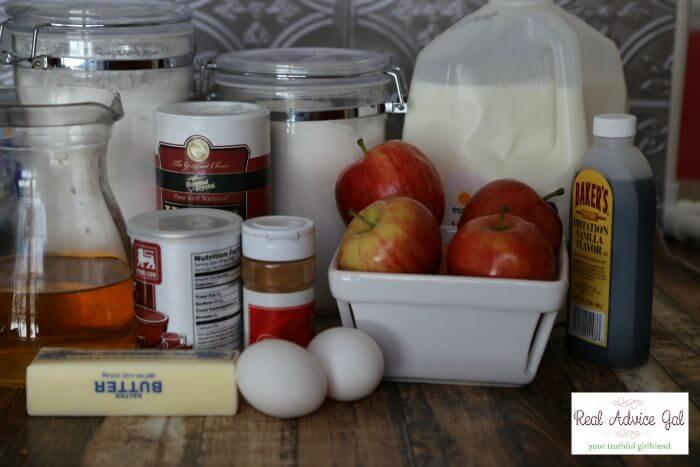 Apple Juice Muffins Recipe