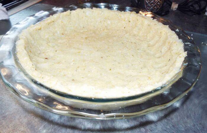 cauliflower quiche 5
