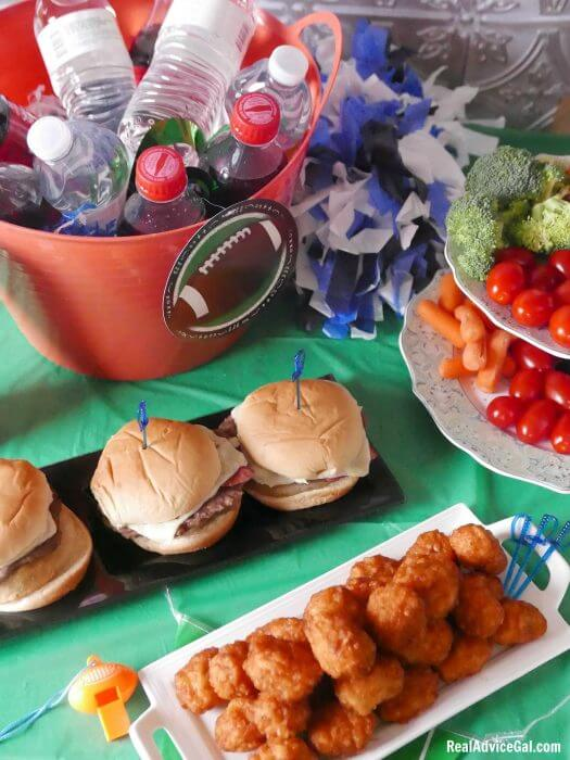 Quick Tailgating Food Ideas