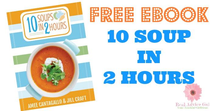 10 soup in 2 Hours eBook