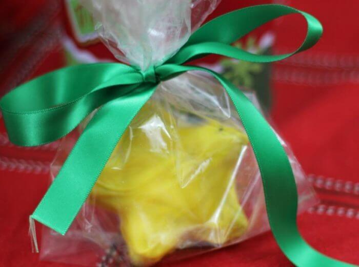 Oreo Cookie Balls Christmas Tree Star