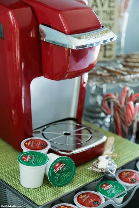 Folgers Coffee Bar