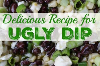 a delicious recipe for ugly dip