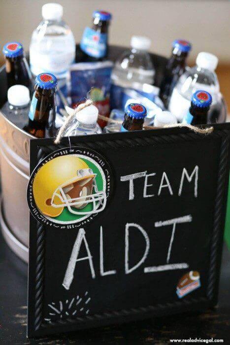 ALDI beverages