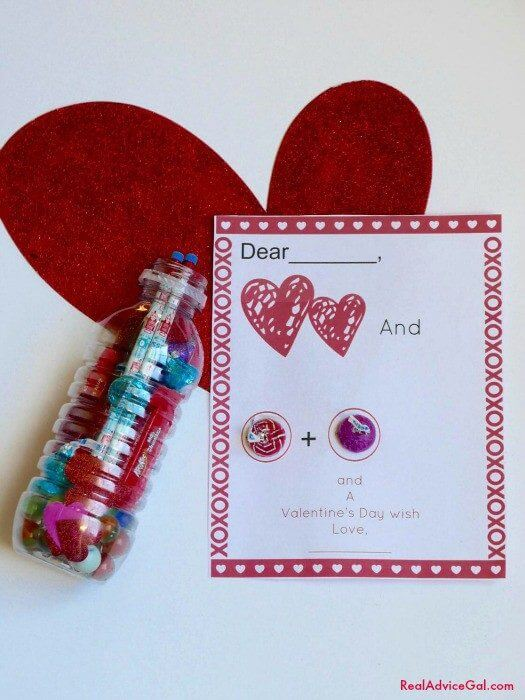 Printable Valentine's Day Letter