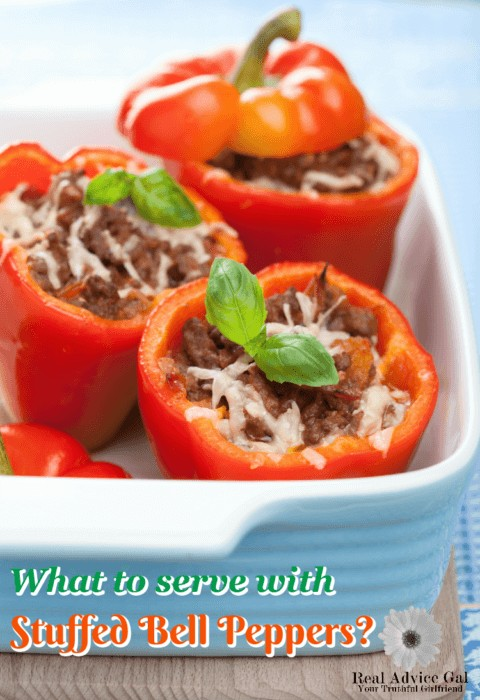 What goes good with stuffed peppers. If you love stuffed peppers we listed down all the delicious food that you can serve with it for main course and sides.