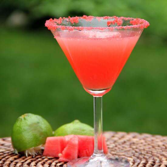 Watermelon Poptini