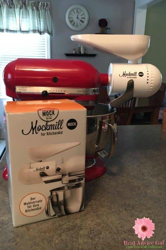 Mockmill Attachment for KitchenAid® Mixer