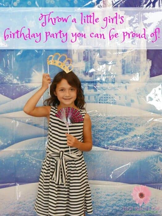Birthday Party Ideas for Young Girls