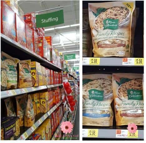 Marie Callender's Family Recipes Dry Dinner Mixes at Walmart