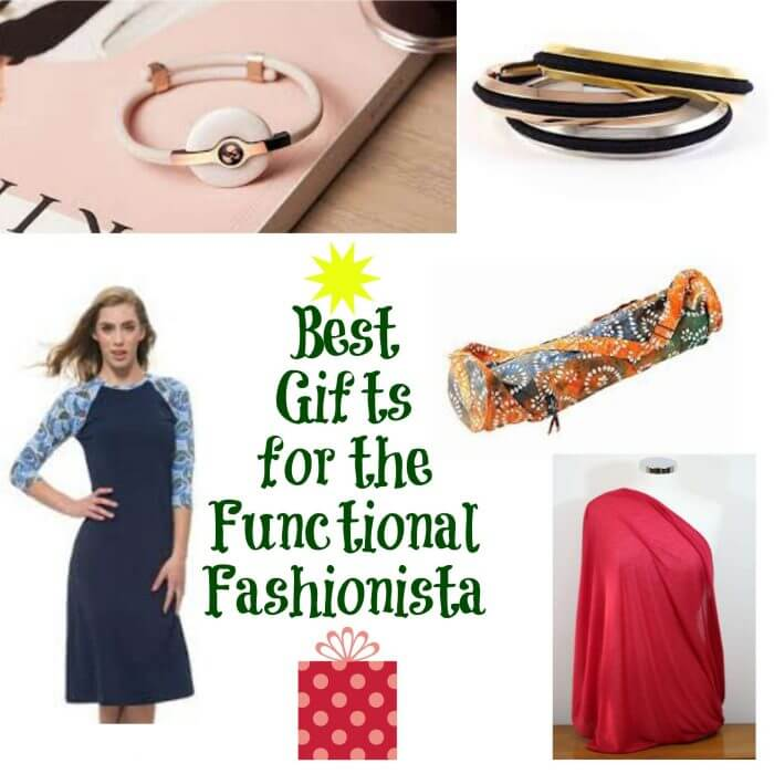 the best gifts for the functional fashionista