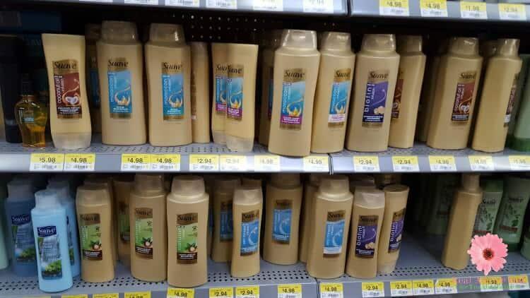 Suave Walmart