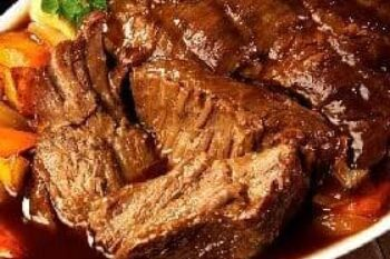 Getting More Beef for Your Buck & Slow Cooker Pot Roast Recipe
