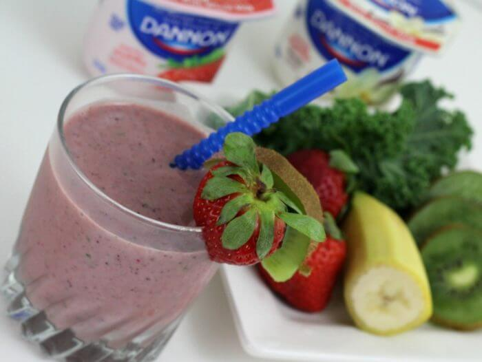 Fresh and fruity rooty tooty smoothies are so good and easy to make