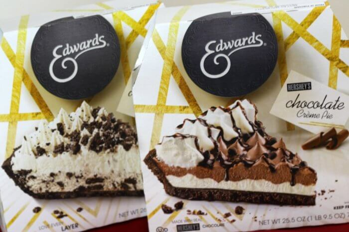 Edwards Pies are a perfect way to celebrate any occasion