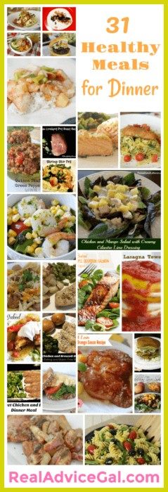Best Healthy Meals for Dinner