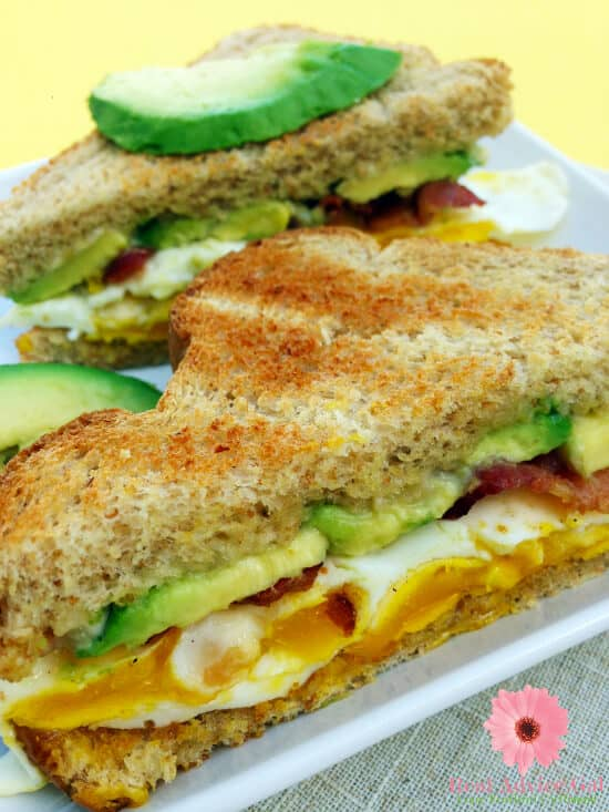 How to Make an Avocado Sandwich