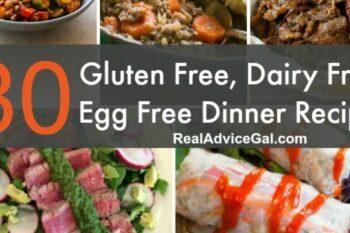 gluten free dairy free egg free recipes FB